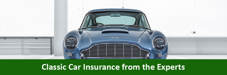 Classic Car Insurance From Coops